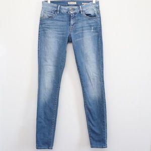 Guess Womens Curvy Sophia Skinny Jeans Size 27